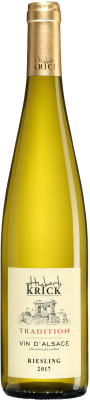 Riesling 2019 Médaille d'Or Colmar