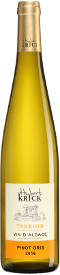 Pinot Gris 2018 Terroir