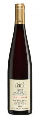 Pinot Noir 2019 vieilli en fût de chêne